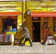 Come to Life brand image. Shop along Grafton Street, Halifax.